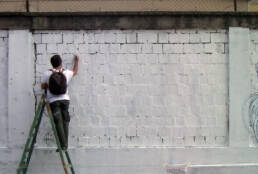 The Great Wave of Pančevo -work in progress-