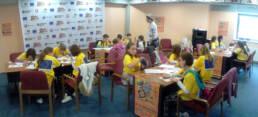 Kids Fest 2013 Comics Workshop 01