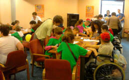 Kids Fest 2013 Comics Workshop 03