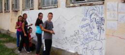 The Great Wave of Poljice -work in progress-