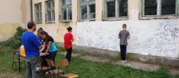 The Great Wave of Poljice -work in progress 2-